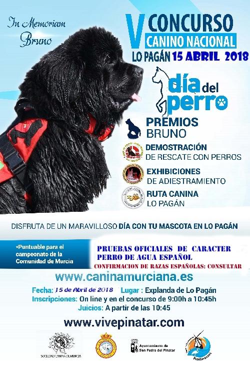 Participación Eduka-dog en el dia del perro Lo pagan