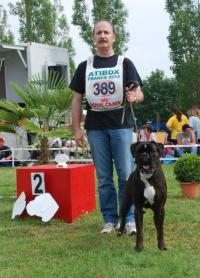 Canina Murciana Juez: Fabrizio Censi