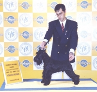 Canina Murciana Juez: Sergio  Goiri Zafio